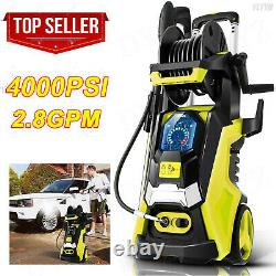 4000PSI 3.0GPM Electric Pressure Washer Cleaner Cold Water Sprayer Machine Tool