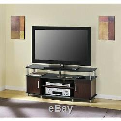 50 TV Stand Storage Cabinet Entertainment Home Center Table Media Console NEW