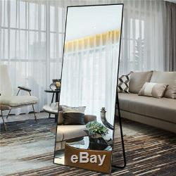 Full Length Wall Floor Leaner Mirror Dressing Free Standing Tall Large Stand Up