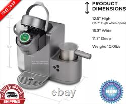 NWB K-Cafe Special Edition Single Serve Coffee Latte & Cappuccino Maker