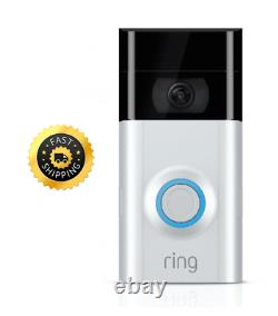 Ring Video Doorbell 2 1080p HD Video Two-Way Talk Motion Detection WiFi