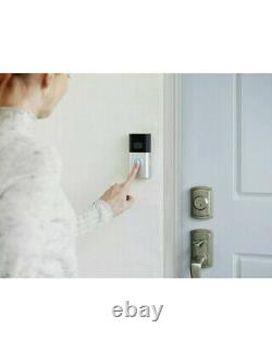 Ring Video Doorbell 3 with Chime Bundle BRAND NEW