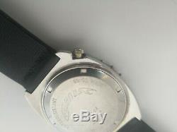 True Vintage Squale 1553 200mt Model from 70s 80s No Modern Production Very Rare