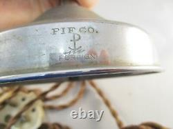 Vintage Pifco Goose Neck Desk Lamp Working Mid Century Project